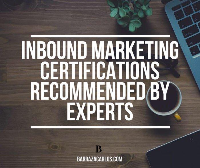 Inbound-marketing-certifications
