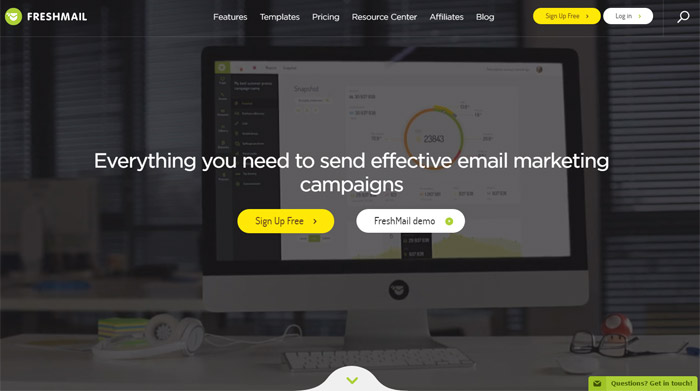 Freshmail Email Marketing
